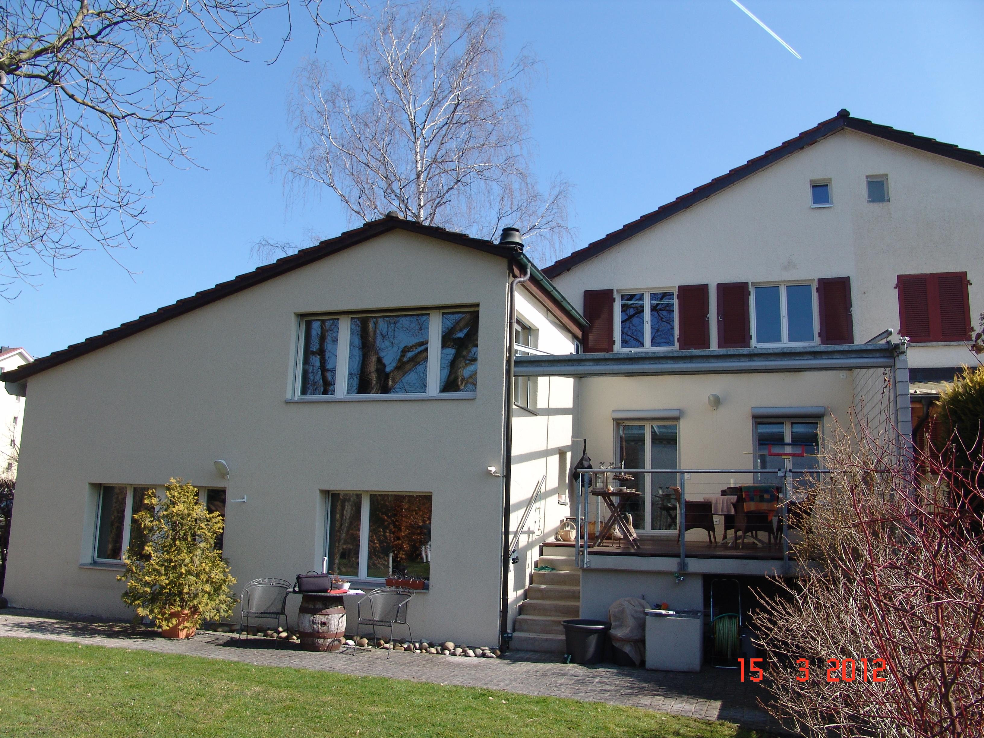 Malerarbeiten in Winterthur