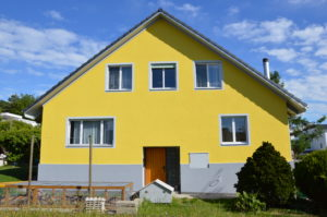Aussenwärmedämmung und Malerarbeiten in Neftenbach