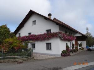 Risssanierung und Malerarbeiten in Windlach