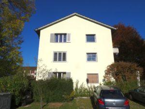 Aussenwärmedämmung und Malerarbeiten in Winterthur
