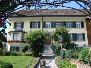 Risssanierung und Malerarbeiten in Uesslingen
