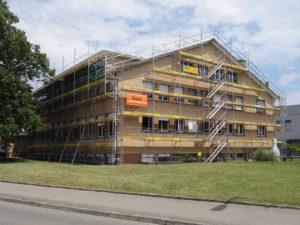 Betonsanierung und Malerarbeiten in Winterthur