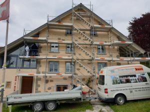 Reparatur und Malerarbeiten in Neftenbach