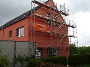 Rissesanierung und Malerarbeiten in Rafz