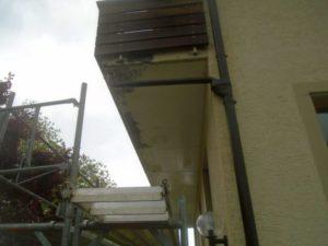 Balkonsanierung in Märstetten