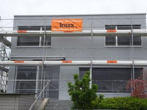 sanierung Aussenwärmedämmung in Stetten