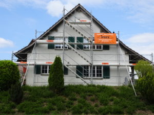 Reparatur und Malerarbeiten bei Neftenbach