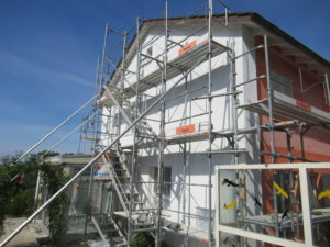 Risssanierung Malerarbeiten in Rickenbach Sulz