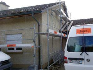 Reparatur- und Malerarbeiten Islikon