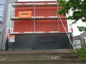 Reparatur und Malerarbeiten Turnhalle Wiesendangen