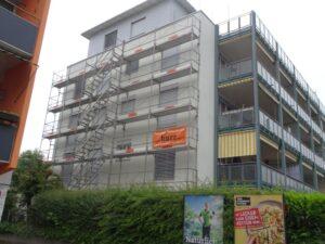 Rissesanierung und Malerarbeiten in Winterthur