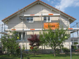 Risssanierung und Malerarbeiten in Aadorf