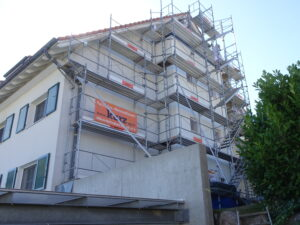 Malerarbeiten in Gundetswil