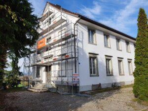 Reparatur und Malerarbeiten in Gundetswil