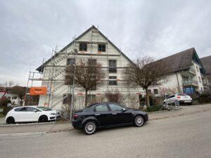 Sanierung in Hagenbuch