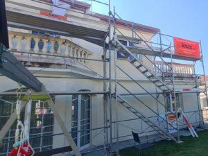 Malerarbeiten in Hugelshofen